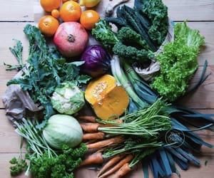 cauliflower, raw, and vegan image