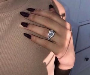 elegance, girls, and nails image