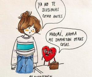 amor and corazón image