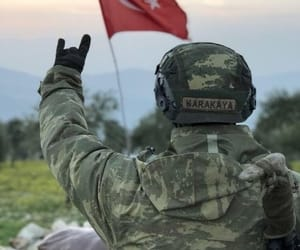 flag, asker, and peace image