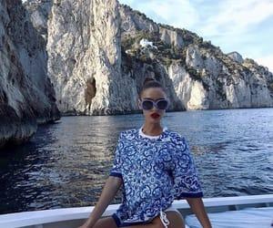 brand, capri, and fashion image