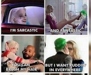 DC, harley quinn, and jared leto image