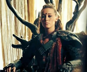 lexa, clexa, and the hundred image