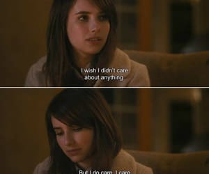 quotes, sad, and care image