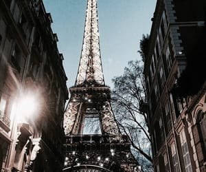 paris, aesthetic, and travel image