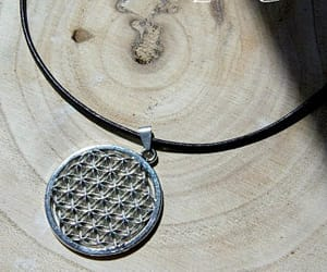 amulet, esoteric, and mens necklace image