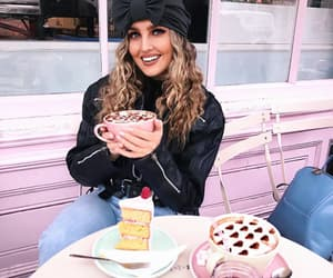 celebrity, cofee, and perrie image