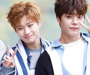 kpop, unb, and hansol image