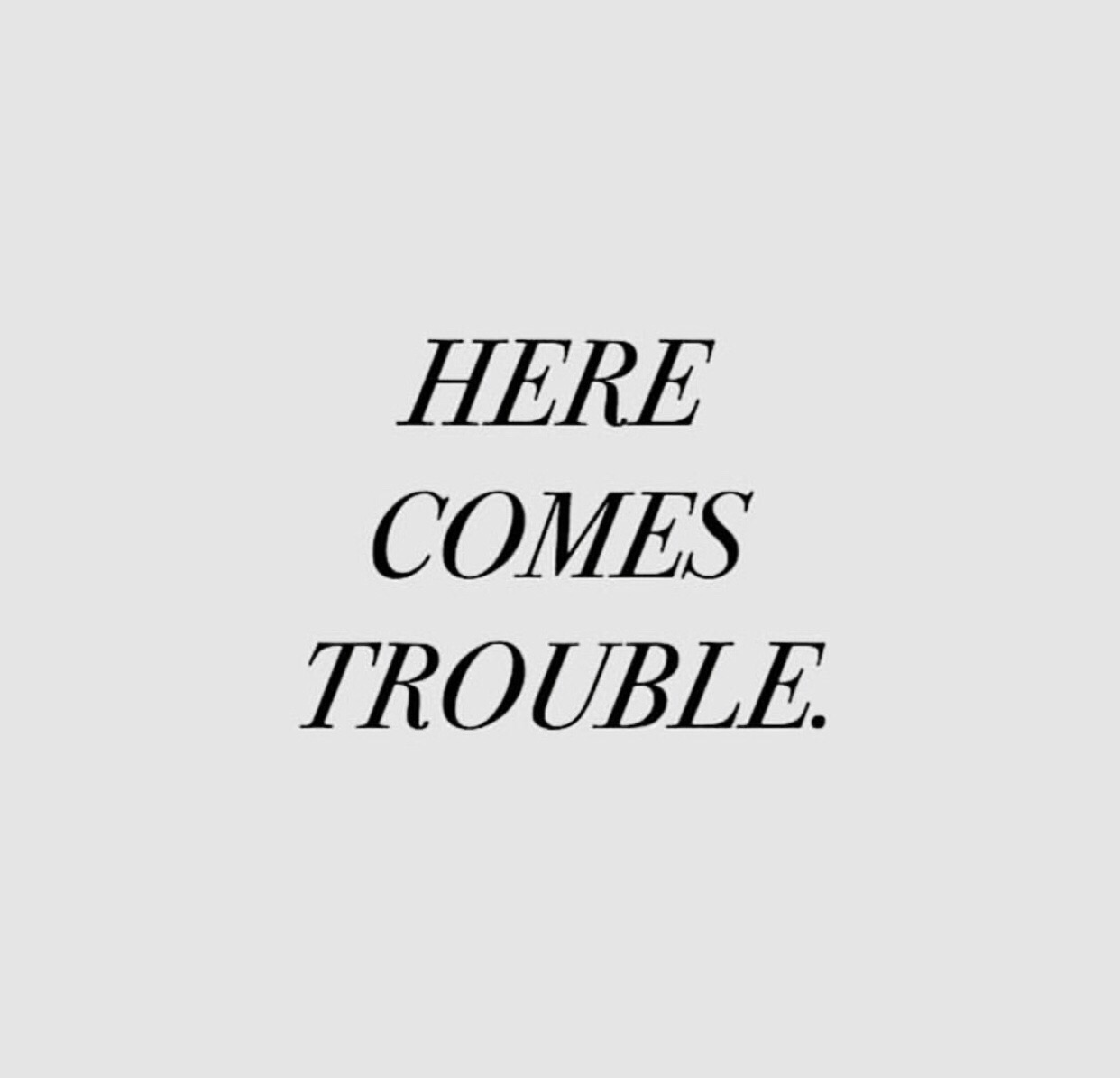 quotes, trouble, and aesthetic image