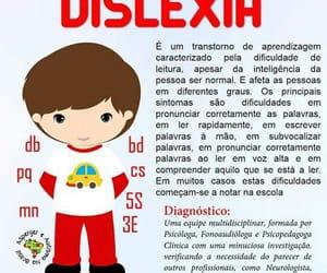 aprendizado, dislexia, and transtornos image