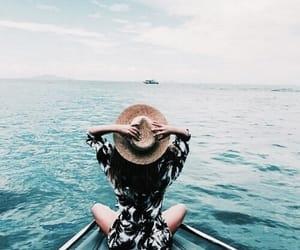 inspiration, paradise, and summer image