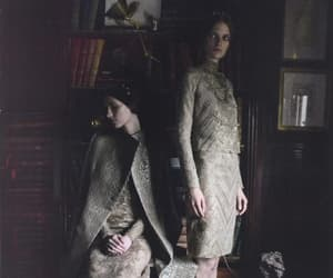 deborah turbeville, editorial, and photography image