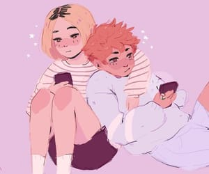 haikyuu and fanart image