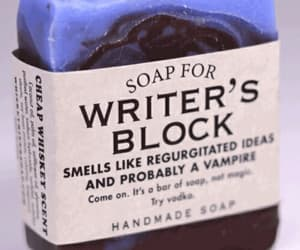 soap and art image