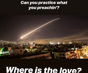 war, love, and siria image