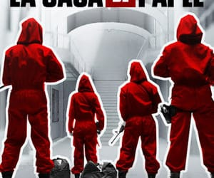 la casa de papel and netflix image