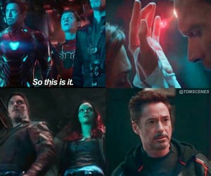 Avengers, iron man, and movies image