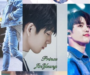 boy, Hot, and jinyoung image