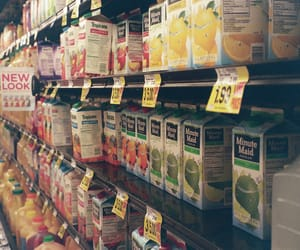 juice, minute maid, and grocery image