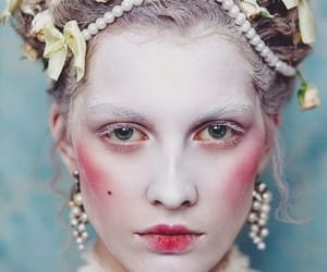 beauty, pink, and inspired image