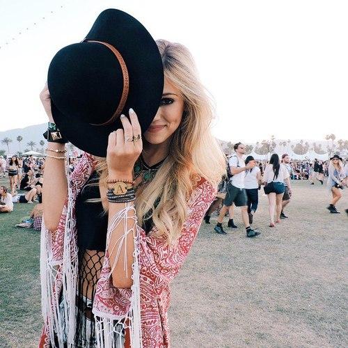 article, boho, and fashion image