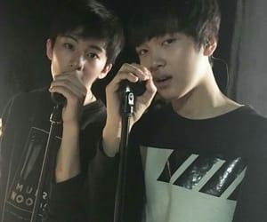 mark, haechan, and kpop image