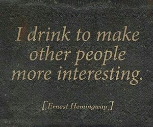 quotes, drink, and people image