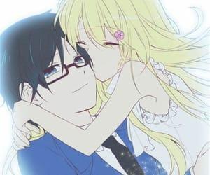 anime, shigatsu wa kimi no uso, and cute image