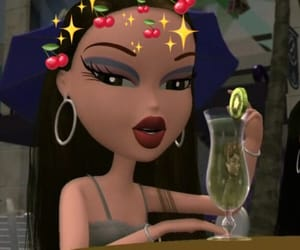 bratz, aesthetic, and cartoon image