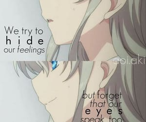 anime, charlotte, and cry image