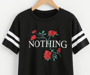 clothes, flowers, and great image