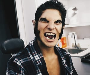 tyler posey, scott mccall, and teen wolf image