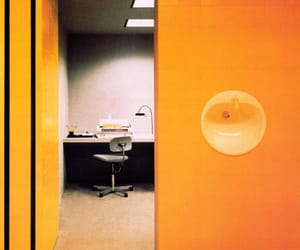 interior design and yellow image