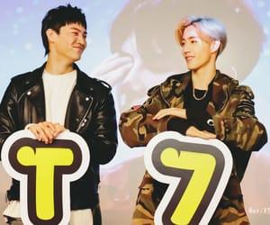 JB, JYP, and mark image