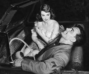 vintage and couple image