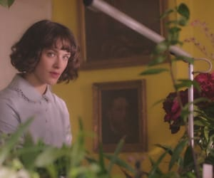 jessica brown findlay and this beautiful fantastic image