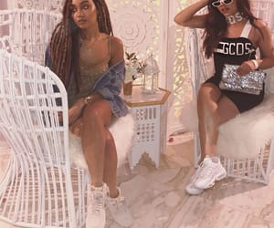 little mix, coachella, and jade thirlwall image
