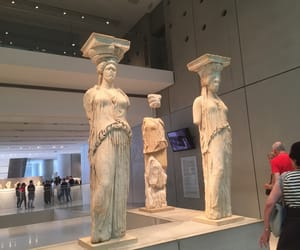 acropolis, ancient greece, and art image