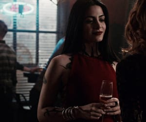 red, theme, and isabelle lightwood image