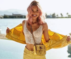 fashion, model, and coachella image