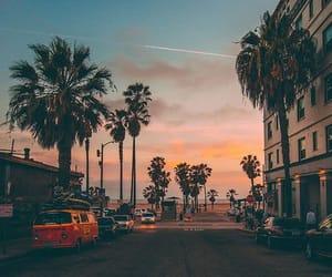 beach, tumblr, and california image