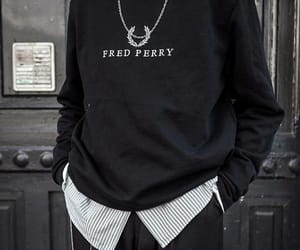 aesthetic, grunge, and fred perry image