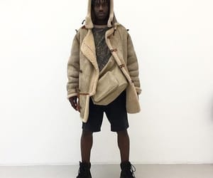 beige, camo, and clothing image