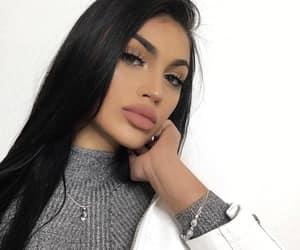 beautiful, beauty, and eye makeup image