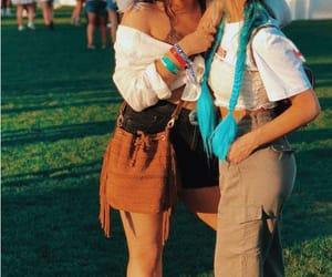 clothes, love, and coachella image