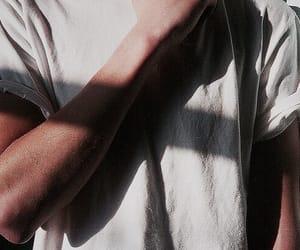 boy, grunge, and white image