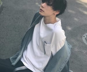 asian, boy, and aesthetic image