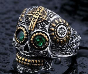 accessories, death, and dayofthedead image