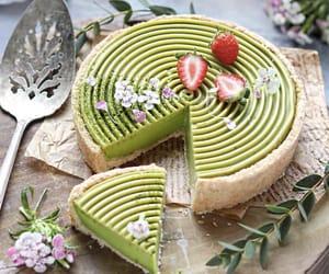 cake, vegan, and raw image