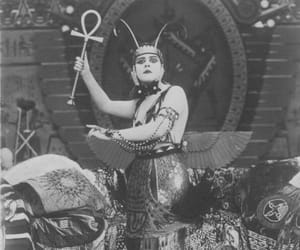 theda bara and occult image